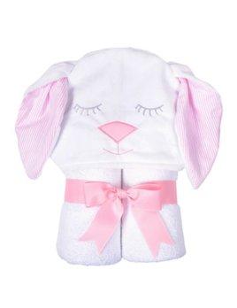 Towel Pink Bunny Character