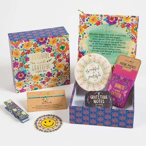 Box Thankful & Grateful Box - Medium