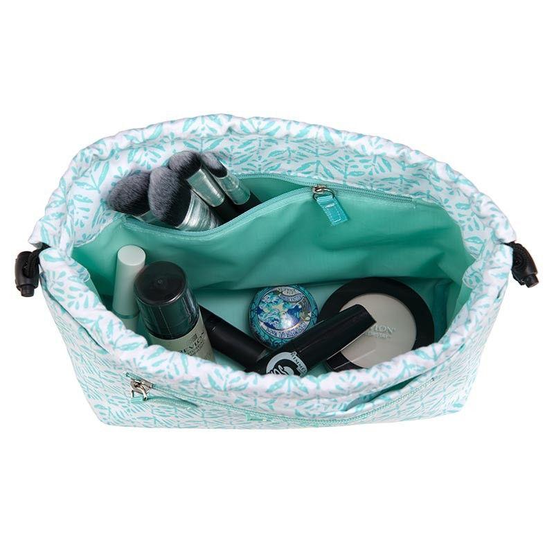 Cosmetic Bag Glam Squad by Scout, Aqua Fresca