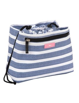 Cosmetic Bag Glam Squad by Scout, Oxford Blues