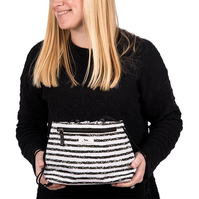 Cosmetic Bag Glam Squad by Scout, Chalk Back