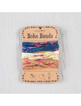 Navy, Cream, & Gold Boho Bands