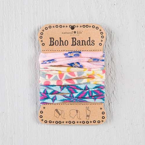 Rose & Cream Boho Bands