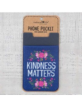 Kindness Matters Phone Pocket