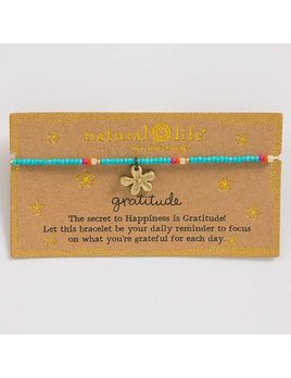 Bracelet Gratitude Giving Bracelet