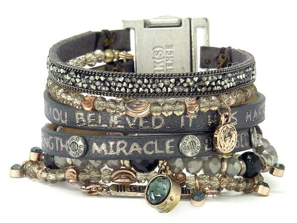 Bracelet Fossil Friendship Bracelet