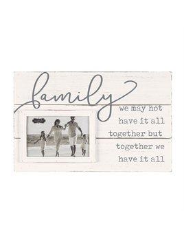 Frame Planked Family Frame