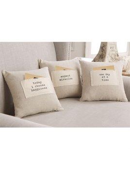 Pillow Pazitive Pocket Pillow