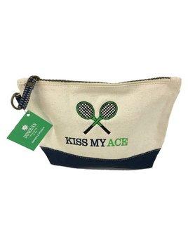 Pouch Kiss My Ace - Doodle Pouch