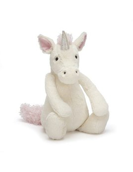Toy Bashful Unicorn Medium