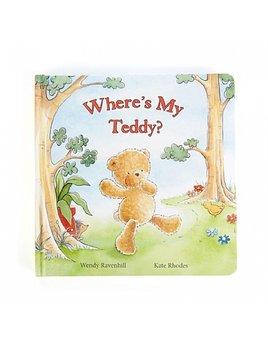 Book Where's My Teddy? Book
