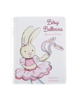 Book Bitsy Ballerina Learns to Dance Book