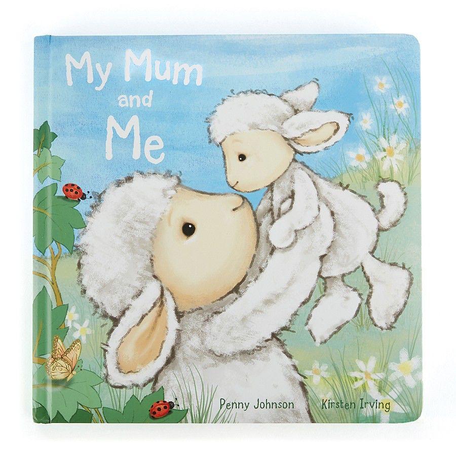 Book My Mom & Me Book