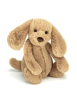 Toy Bashful Toffee Puppy - Medium