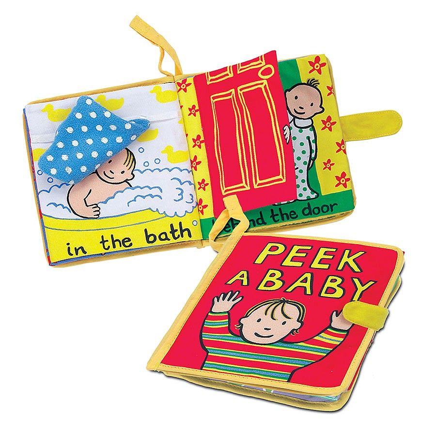 Book Peek a Baby Activity Book