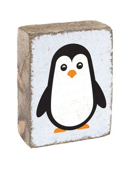 White Tumbling Block, Lil' Penguin