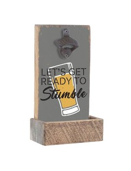 Bottle Opener - Let's Get Ready To Stumble