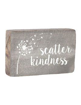 XL Scatter Kindness Block