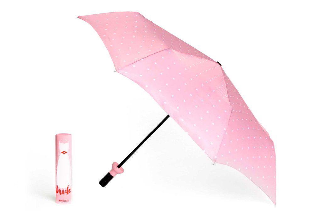 Umbrella Wine Bottle Umbrella - Bride
