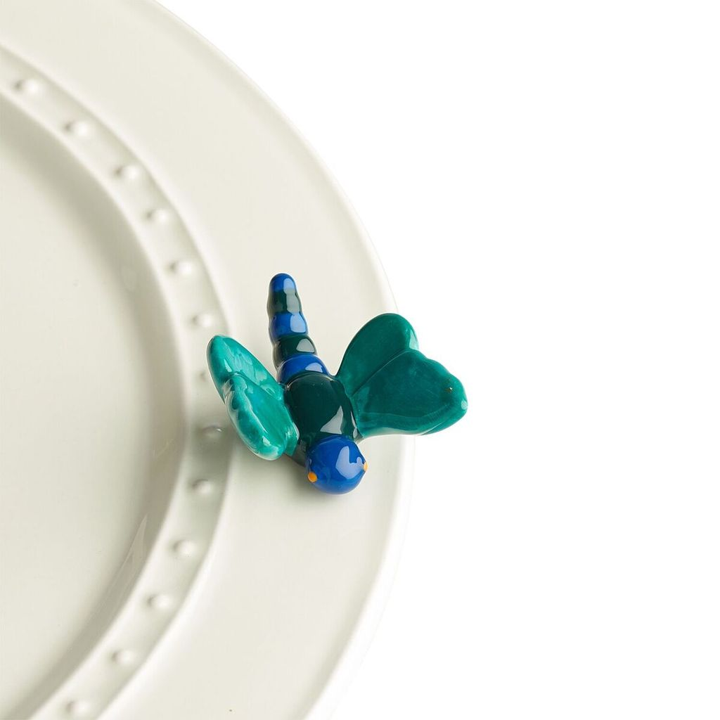 Minis Attachment Nora Fleming Minis - Dragonfly
