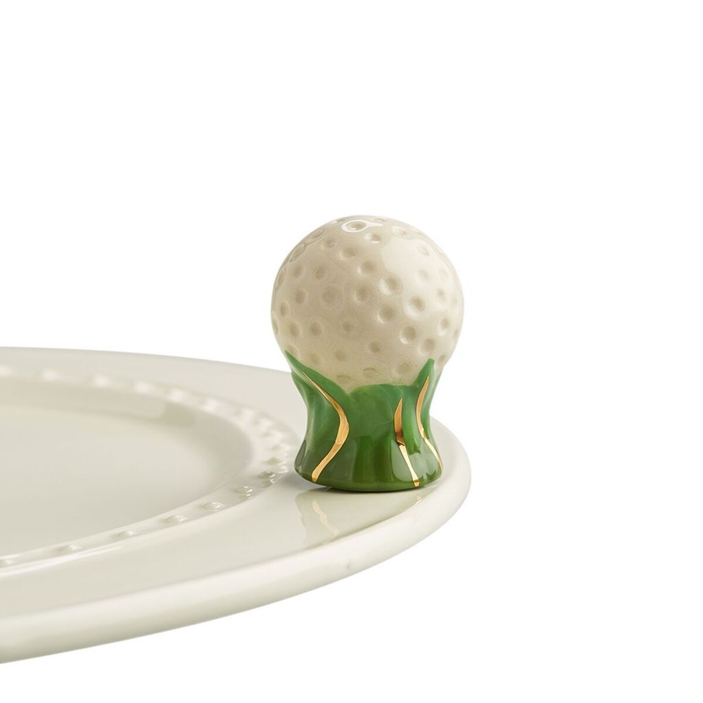 Minis Attachment Nora Fleming Minis - Golf Ball
