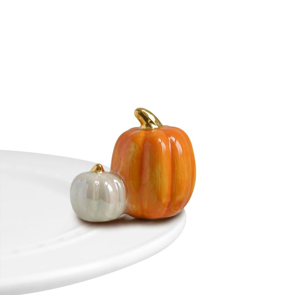 Minis Attachment Nora Fleming Minis - Pumpkins
