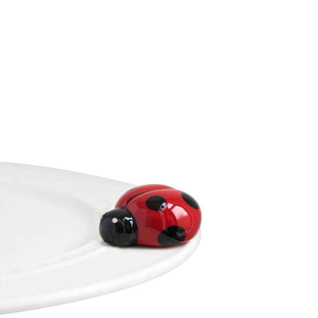 Minis Attachment Nora Fleming Minis - Ladybug