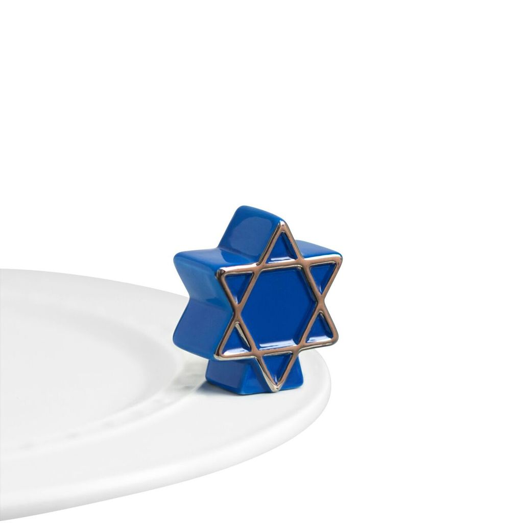 Minis Attachment Nora Fleming Minis - Star of David