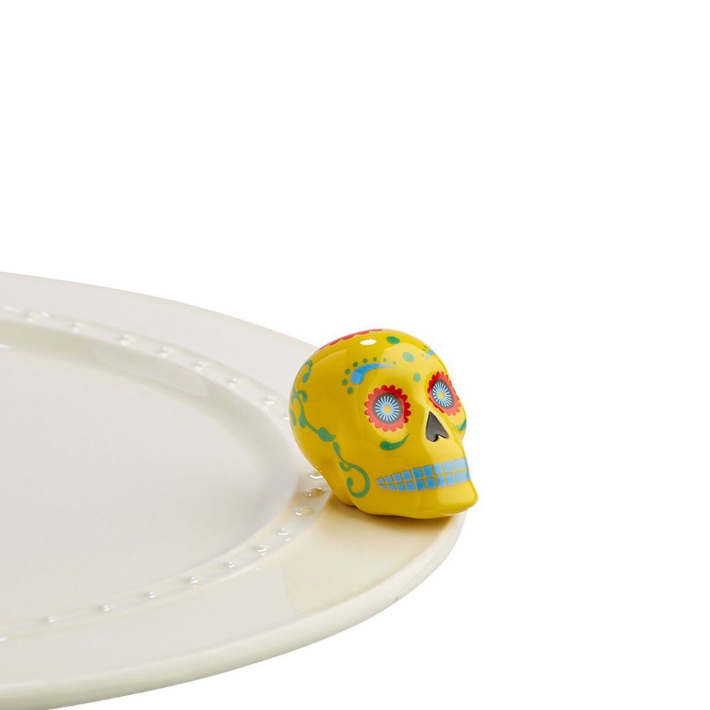 Minis Attachment Nora Fleming Minis - Sugar Skull