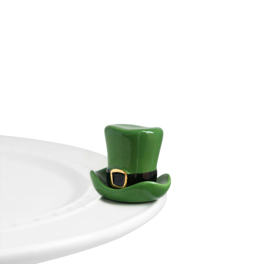 Minis Attachment Nora Fleming Minis - Leprechaun Hat