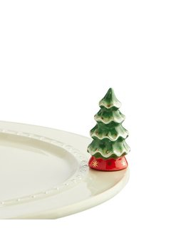 Minis Attachment Nora Fleming Minis - Christmas Tree