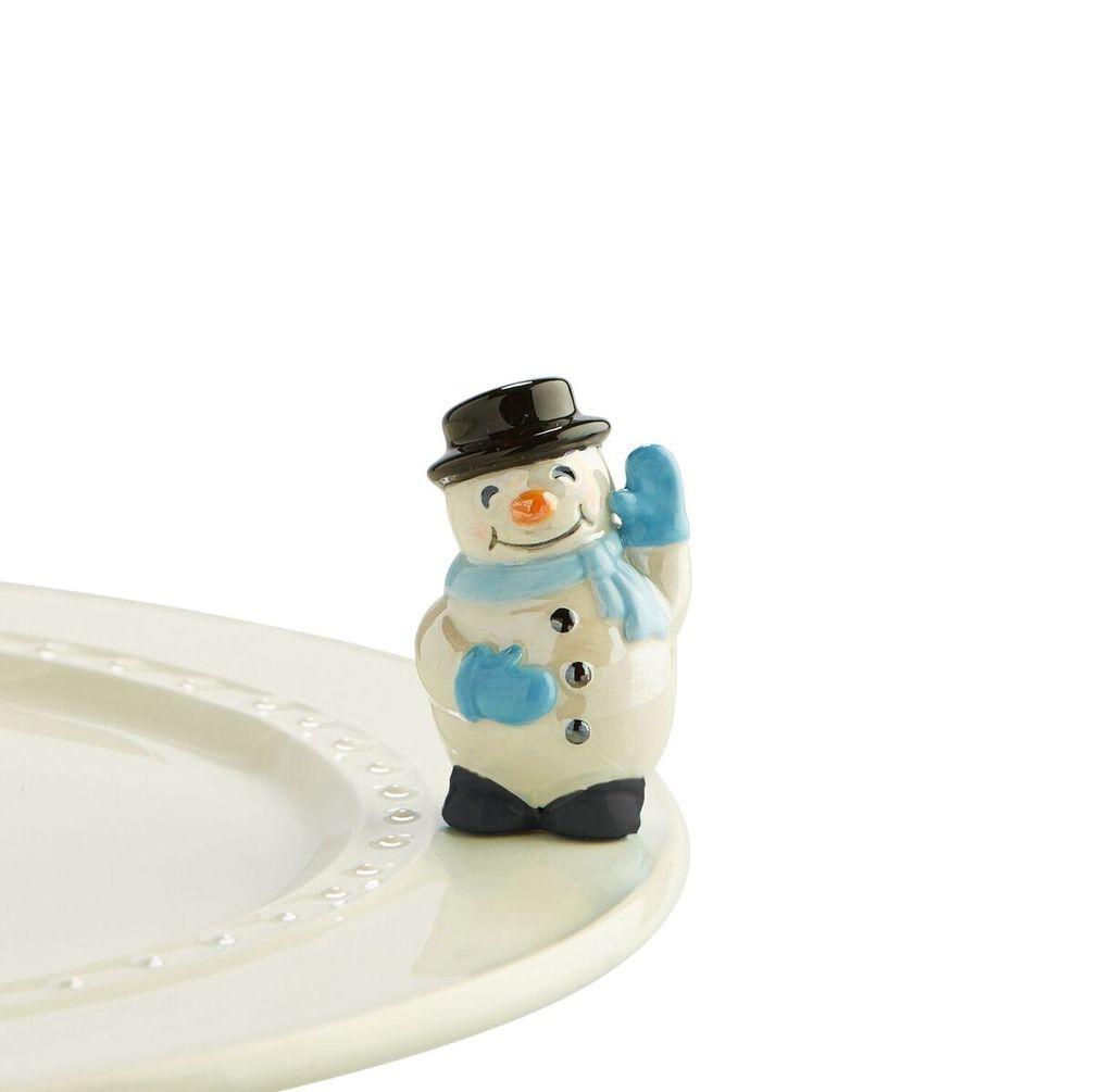 Minis Attachment Nora Fleming Minis - Snowman