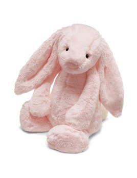 Bashful Bunny with Chime - Pink