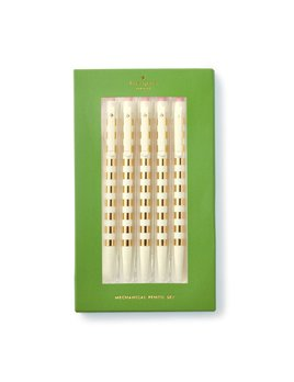 Pen/Pencil Kate Spade New York Mechanical Pencil Set - Gold Stripe