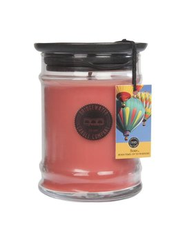 Personalized 8oz Small Jar Candle - Soar