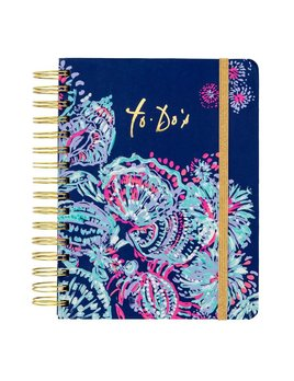 Lilly Pulitzer To Do Planner, Gypsea Girl
