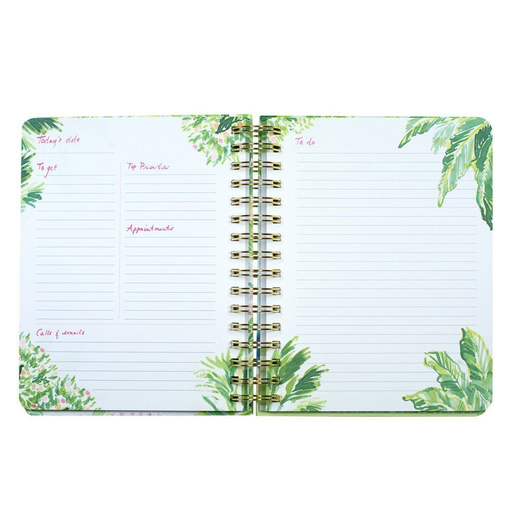 Lilly Pulitzer To Do Planner, Toile