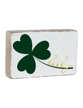 Lucky Shamrock XL Block