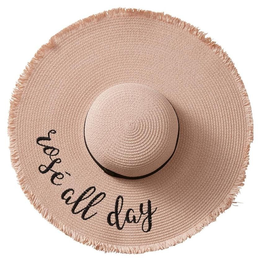 Hat Rose All Day Hat