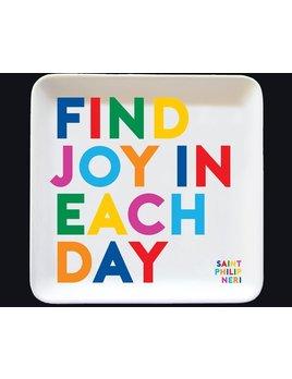Trinket Tray Joy in Each Day Trinket Tray