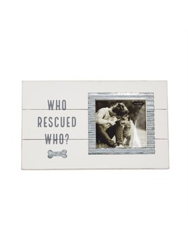 Frame Who Rescued Who Frame