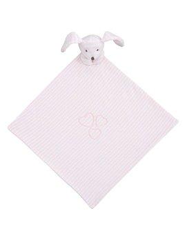 Blankie Stripe Bear - Pink