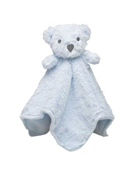 Blue Blankie - Bear