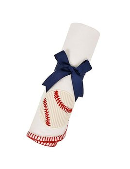 Blanket Baseball Swaddle Blanket