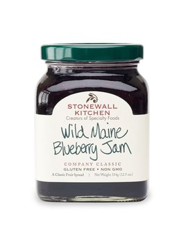 Jam Wild Maine Blueberry Jam