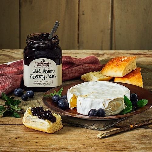Jam Wild Maine Blueberry Jam