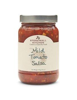 Mild Tomato Salsa