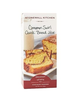 Cake Mix Cinnamon Swirl Quick Bread Mix