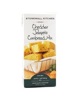 Cake Mix Cheddar Jalapeno Cornbread