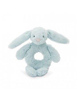 Bashful Beau Bunny Ring Rattle